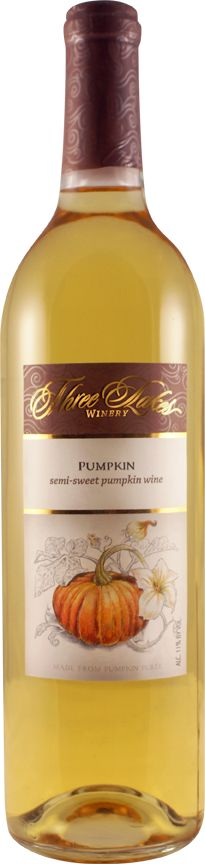 Pumpkin wine :-) perfect for fall!!