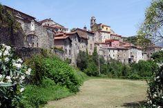 Mulazzo, Lunigiana, Toscana, Italia