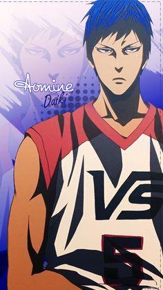Daiki Aomine kuroko no basket last game Kuroko No Basket Characters, Anime Characters, Otaku, Aomine Kuroko, Kagami Taiga, Sailor Moon, Mega Anime, Kiseki No Sedai, Basketball Anime