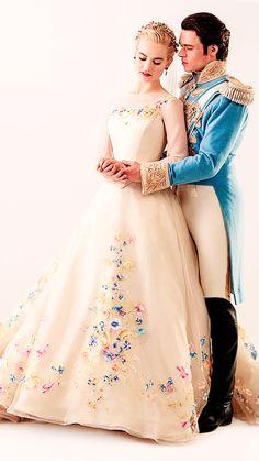 Cinderella ♡ LOVE this dress