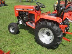 case 600 series garden tractor