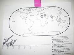 World History Activities | The Cornerstone
