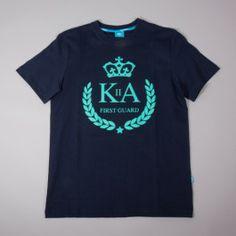 KING APPAREL FIRST GUARD BLUE