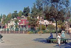 Nature's Wonderland - Disneyland 1950s-1970s    Frontierland, Disneyland Park, Disneyland Resort  Anaheim, California