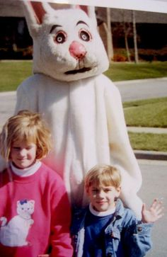 Bad Bunny The Worst Easter Bunnies Of All Time Bunny Easter - 26 creepy easter bunnies