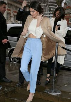 Kendall Jenner in London