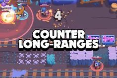 The Best Brawl Stars Guides, Strategies, Tips and Tricks Star Character, Starred Up, Counter, Range, Fan Art, Stars, Movie Posters, Gaming Wallpapers, Wall Papers