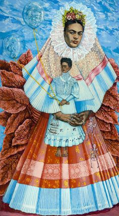 God Is A Woman In Previously Forgotten Feminist Exhibit 'The Sister Chapel'. Artist, Shirley Gorelick.