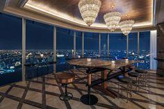 waldorf astoria bangkok champagne bar - Google 搜尋 Night Bar, Champagne Bar, Waldorf Astoria, Bangkok, Conference Room, Table, Google, Furniture, Home Decor