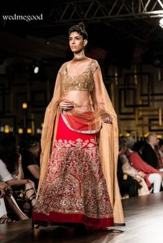 Manish Malhotra at India Couture Week 2014: Bridal Collection