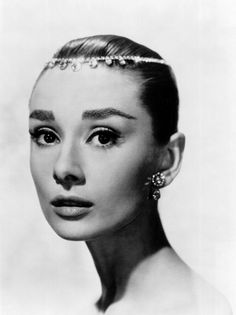 Audrey Hepburn photographed by Richard Avedon for Funny Face (1957)