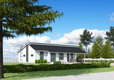 Kaunis harjakattoinen talo! 😊  #omakotitalo #talo #lappli #lapplitalot #inspiration #finnish #house Cabin, House Styles, Home Decor, Decoration Home, Room Decor, Cabins, Cottage, Home Interior Design, Wooden Houses