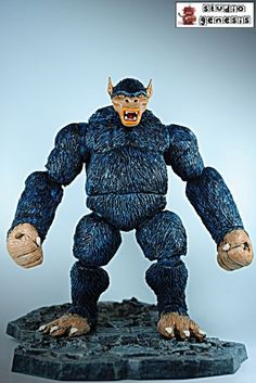 Monsters on the Prowl Tragg (Marvel Universe) Custom Action Figure
