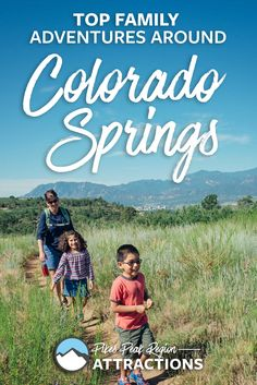 Things to do in Colorado Springs The top places to explore with your family in Colorado Springs and the Pikes Peak region Oh The Places You'll Go, Places To Travel, Travel Destinations, Enjoy Your Vacation, Vacation Spots, Vacation Ideas, Colorado Springs, Family Adventure, Adventure Travel