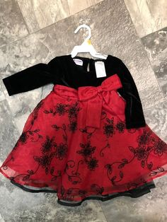 3ab393433675 Euc Baby Girl Blueberi Boulevard Dress Size 12 Months  fashion  clothing   shoes