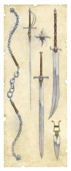 Armas persas