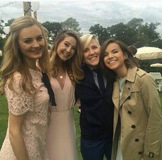 Tanya Burr & Jim Chapman wedding 03.06.15