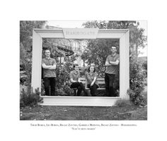 Tibor Borka, Lili Borka, Balasz Zantho, Gabriela Mervova, Balasz Zantho - Housekeeping 'You've been framed'