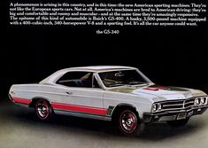 67 Buick GS