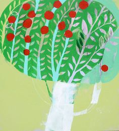 Featuring work by Karlee Rawkins - Red Delicious available at Anthea Polson Art on the Gold Coast Australia, specialising in contemporary Australian art and sculpture