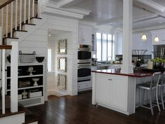 2010 HGTV Green Home Kitchen....I wanted to win this house so freaking bad....