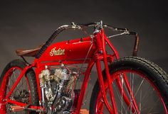 1918 INDIAN TWIN BOARDTRACK RACER - Heroes Motorcycles