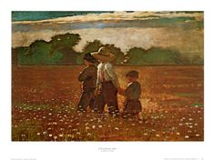 In the Mowing ~~~Winslow Homer Wichita Art Museum Winslow Homer Paintings, Watercolor Art, Watercolor Journal, Watercolor Portraits, American Artists, Find Art, Les Oeuvres, Art History, Art Museum
