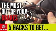 Watch: 5 Hacks to Get the Most Out of Your MTB Brakes https://www.singletracks.com/blog/mtb-videos/watch-5-hacks-get-mtb-brakes-mountain-bike-maintenance/