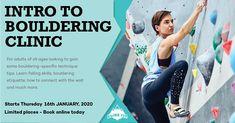 Learn The Basic & Advance Level Of Rock Climbing ! Climbing Wall, Rock Climbing, Bouldering Wall, Wonder Women, Healthy Women, Books Online, Gymnastics, Sydney, Challenges