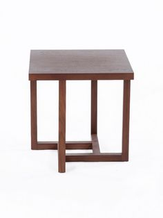 Black Iron Wood Side Table | Wood side tables, Iron and Woods