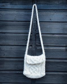 Lulu Felted Bag Knit