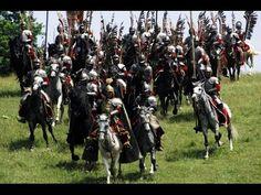 USSARI ALATI DI POLONIA 11 settembre 1683 La carica degli Ussari alati di Polonia libera Vienna assediata dai turchi