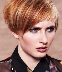 2014 Short Hair Trends | http://www.short-haircut.com/2014-short-hair-trends.html