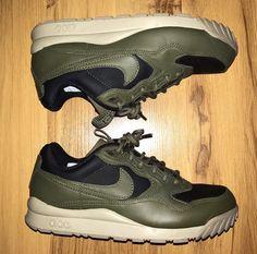 LIMITED EDITION - NIKE AIR ACG WILDWOOD GRÖSSE 38,5 - UNISEX in Kleidung & Accessoires, Damenschuhe, Turnschuhe & Sneaker | eBay! 22€