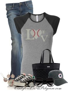 """Baseball Mom Weekend"" by cindycook10 on Polyvore"