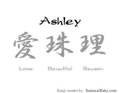 Ashley Baby Girl Names And Meaning