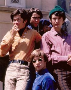 The Monkees!! My favorite tv show as a kid!!