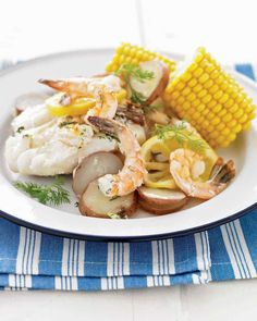 Whether it's a casual get-together with friends, an elegant dinner party, or a big holiday buffet, we have seafood recipes that will fit the bill.