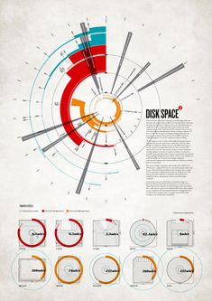 20+ Stunning Examples of Clean and Minimalist Infographics