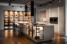 94 Wonderful Kitchen Cabinets for An Elegant Interior Decor In 10 Contemporary Kitchen Ideas, 10 Amazing Modern Kitchen Cabinet Styles, 29 Beautiful Cream Kitchen Cabinets Design Ideas, Stone Kitchen Interior Decoration Ideas Small Design Ideas.