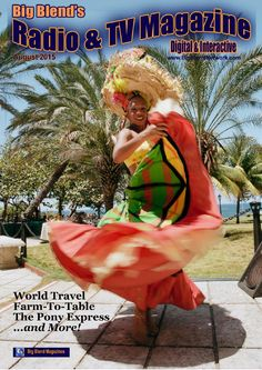 Big Blend's Radio & Tv Magazine August 2015  From Cuba to Denmark to the Farm-to-Table movement, Summer Recipes and Nevada's Pony Express Territory, this issue covers a fascinating array of topics that include the cooking, history and science, music and independent film, books and art, wildlife conservation and pet care, energy and the environment, health and wellness, wine tourism and the economy, education and family, business and the law. Plus, the Big Blend Bonanza Giveaway!