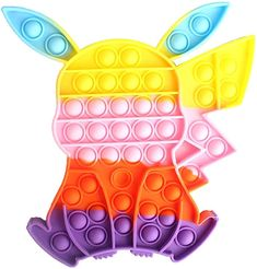 Figet Toys, Pop Toys, Kids Toys, Pop It Toy, Cool Fidget Toys, Pokemon, Pop Bubble, Set Game, Barbie Birthday