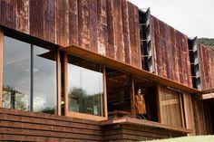herbst architects K valley house new zealand designboom
