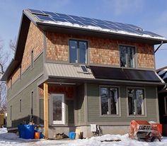 Canada's Greenest Home. Julie Belanger, Alternatives Journal