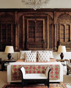 Using Paisley for a traditional decor