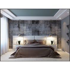"""87 Likes, 4 Comments - Дизайн интерьеров от Софи (@stylishdesign_by_sofi) on Instagram: """"Какая она, спальня вашей мечты?! #дом #дизайн #дизайнер #дизайндома #дизайнквартиры #москва #питер…"""""""