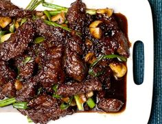 Mongolian Beef (P.F. Chang's copycat)... Happy Hour Appetizers 58 | Hampton Roads Happy Hour