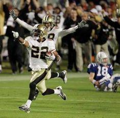 Saints defeat Colts to win Super Bowl XLIV (44)