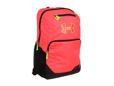Under Armour UA Ozzie Backpack Neo Pulse/Black/Hyper Green/Hyper Green - Zappos.com Free Shipping BOTH Ways