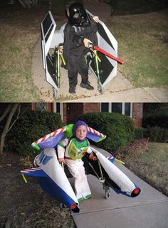 Wheelchair Halloween Costume